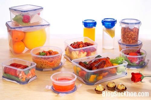 1292 Những điều phải biết khi dùng đồ nhựa để không hại sức khỏe
