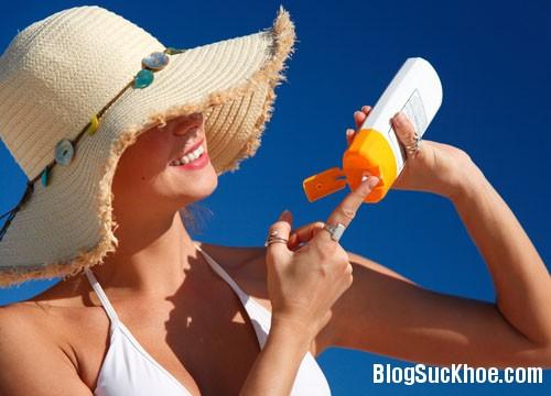 1353 Cách sử dụng kem chống nắng đúng nhất
