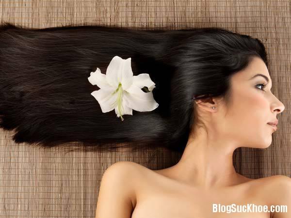 1391 Phương pháp thiên nhiên giúp tóc óng mượt