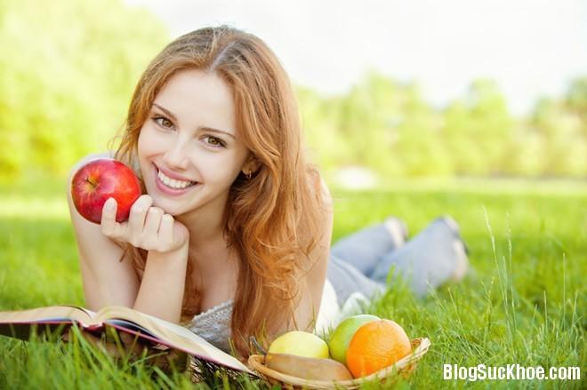 155 Ăn 1 quả táo mỗi ngày cả đời tránh xa mọi bệnh tật