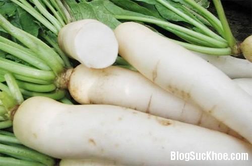 158 Cách dùng củ cải trắng giảm cân cực tốt