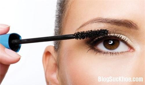 1150 Mẹo giúp chải mascara không bị lem