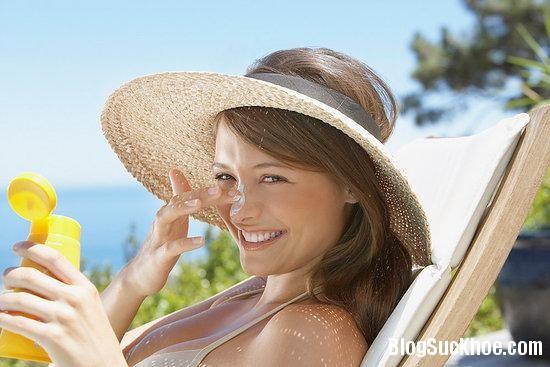 1160 Cách sử dụng kem chống nắng giúp bạn ngừa bệnh ung thư da hiệu quả