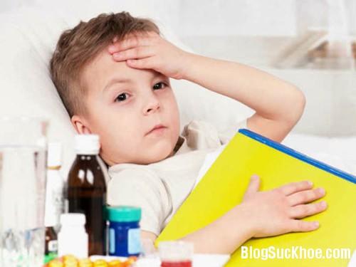 1179 Sai lầm phổ biến của cha mẹ khiến con ốm triền miên