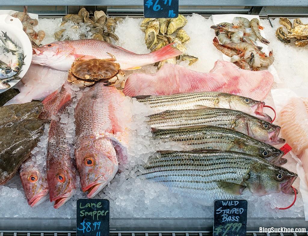 1304 1024x783 Cách phân biệt hải sản ngậm hóa chất