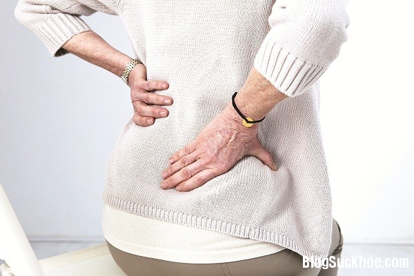 1394 Nguyên nhân gây đau thắt lưng
