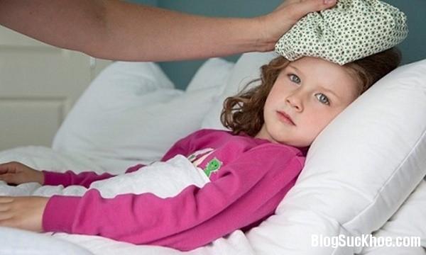 1151 Các bước sơ cứu tại nhà khi trẻ bị sốt co giật