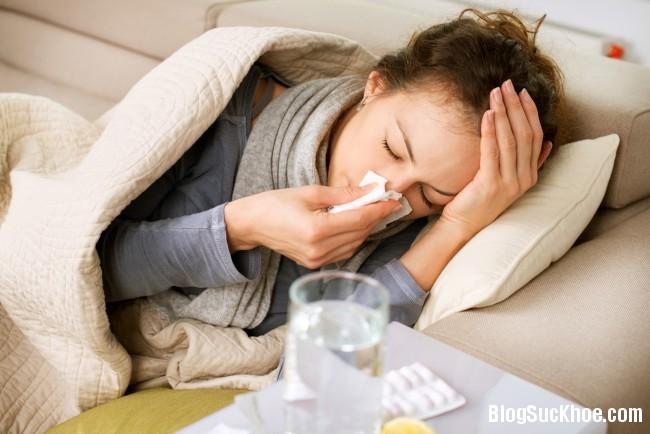 1157 Nguyên tắc khi chăm sóc bệnh nhân bệnh cúm cần nhớ