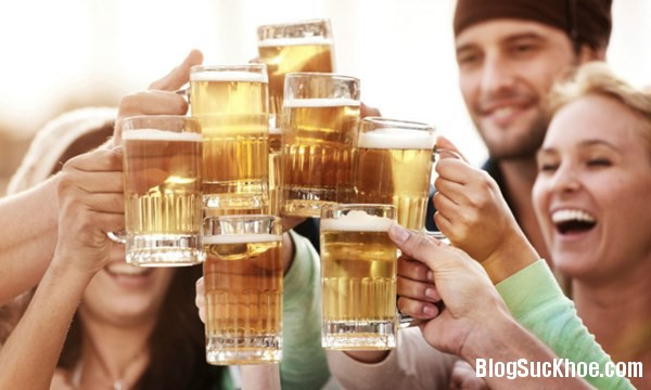 1127 Uống bia theo cách này cả năm không cần dùng thuốc