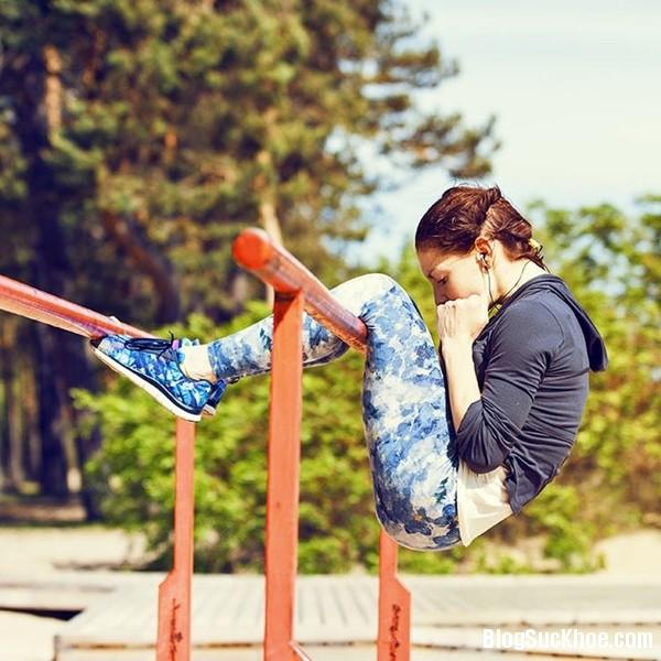 115 Tập thể dục không đúng cách sẽ ảnh hưởng đến làn da