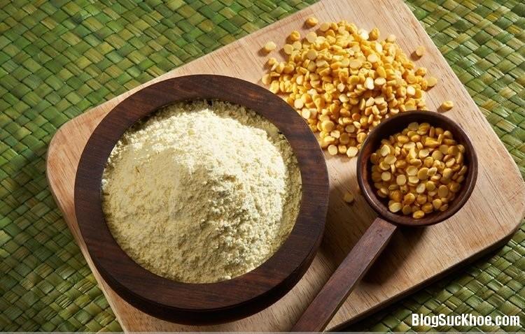 1160 Bí quyết sử dụng bột đậu để trị mụn, dưỡng da trắng mịn đều màu