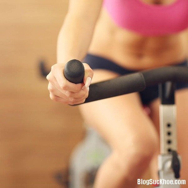 118 Tập thể dục không đúng cách sẽ ảnh hưởng đến làn da
