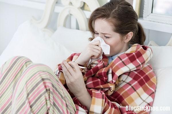 1239 Cách trị cảm cúm không cần dùng đến thuốc