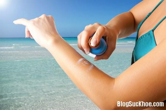 1290 Kem chống nắng sử dụng đúng cách mới phát huy tốt hiệu quả