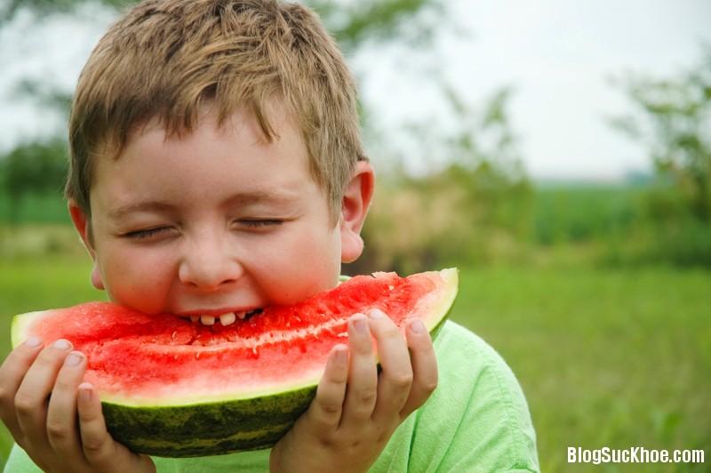 1305 Điều gì xảy ra nếu bạn ăn dưa hấu thường xuyên?