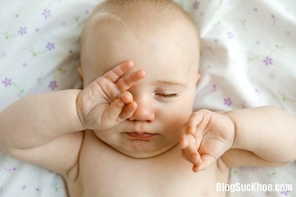 1353 Trẻ dưới 3 tuổi 1 ngày ngủ bao nhiêu là đủ?