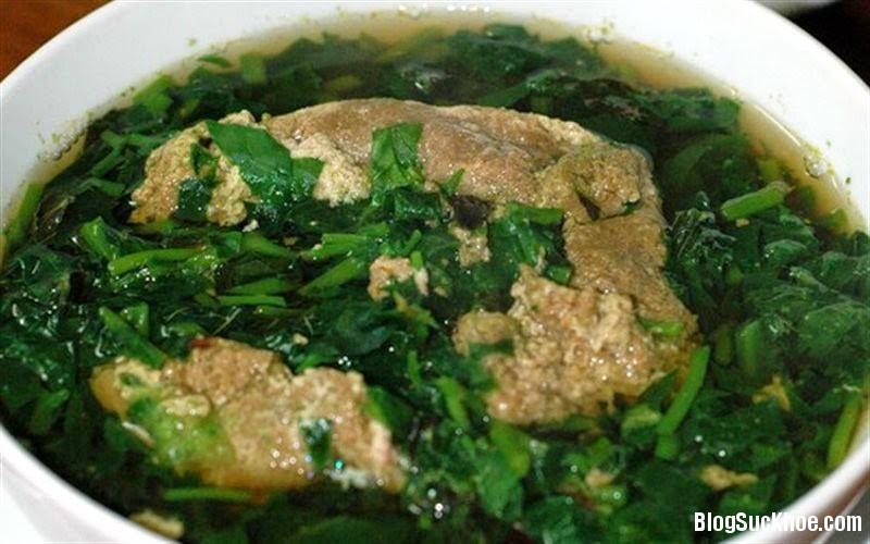 153 Canh cua rau đay   món ăn bài thuốc tốt cho sức khỏe