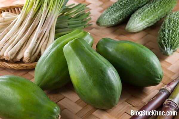 1161 5 loại rau, 6 loại quả bà bầu tuyệt đối không được ăn vì dễ sảy thai