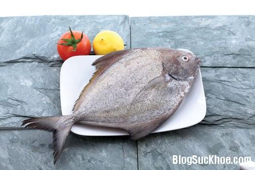 1191 Món ăn, bài thuốc từ cá chim