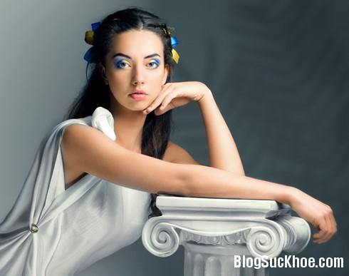1206 Phương pháp chăm sóc sắc đẹp của người Hy Lạp cổ