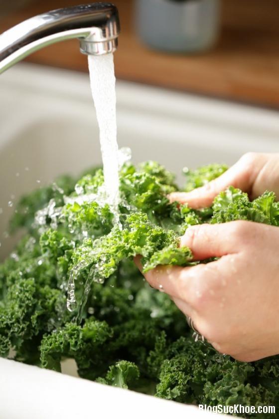 121 Cách tự chế nước rửa rau củ quả hết sạch hóa chất