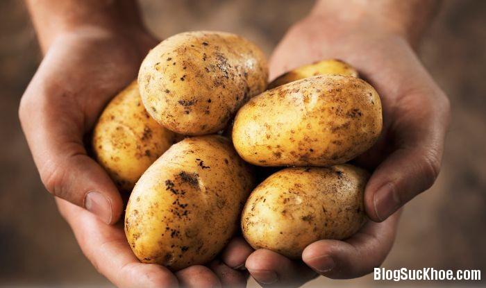 1231 Ăn khoai tây sai cách gây hại sức khỏe