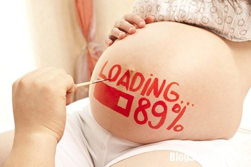 1324 10 dấu hiệu cho thấy mẹ sắp sinh con