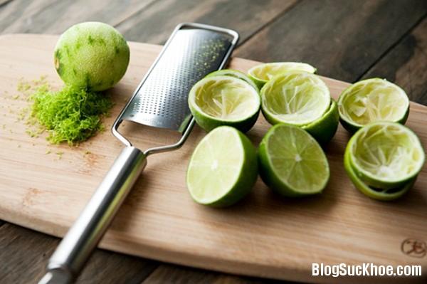 1451 Ăn một miếng chanh mỗi ngày giúp bạn đẹp hơn trông thấy