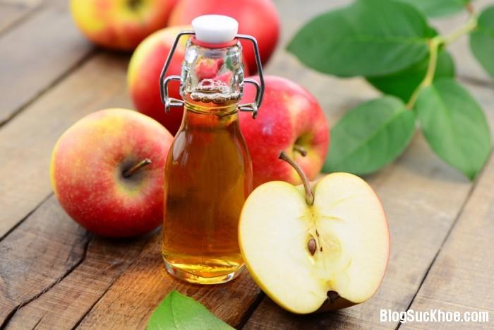 1487 Lợi ích của giấm táo pha mật ong
