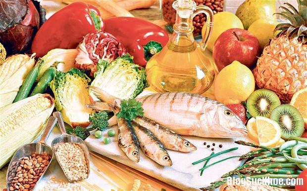 1508 Nhóm những thực phẩm giảm nhẹ bệnh viêm khớp