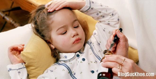 117 Sai lầm khi cho con uống thuốc tây gây hại sức khỏe của trẻ