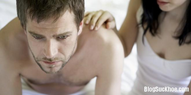 1262 Nguyên nhân và hướng điều trị xuất tinh sớm