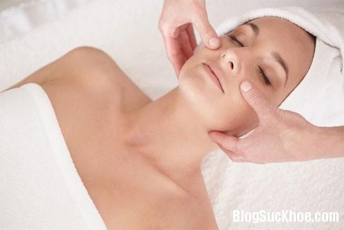 1345 Phương pháp massage mặt phòng nguy cơ nhăn da