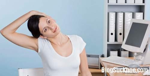 1390 Bài tập giúp dân văn phòng giảm đau cổ, đau vai gáy