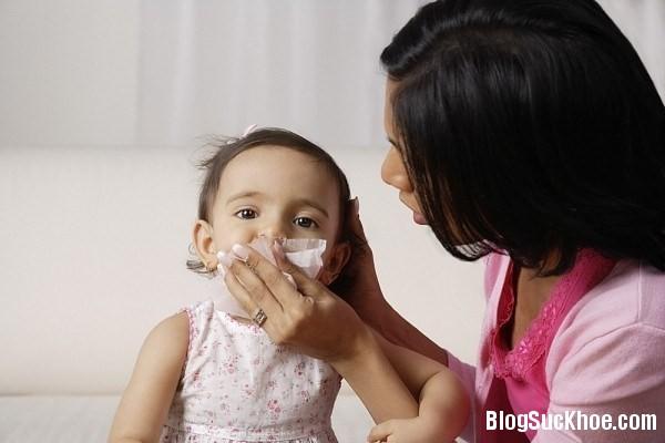 1460 5 cách giúp trẻ sơ sinh nghẹt mũi dễ thở hơn