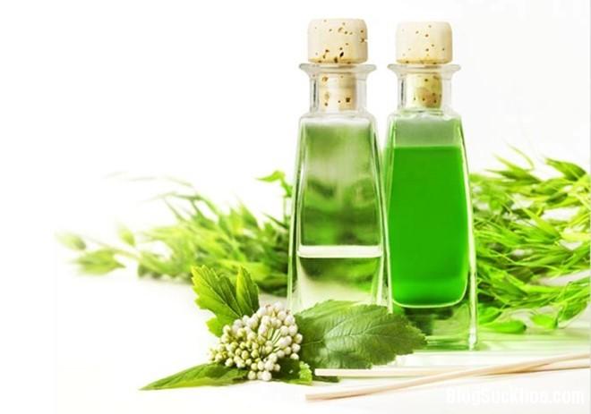 1170 5 bài thuốc thiên nhiên điều trị mụn thịt