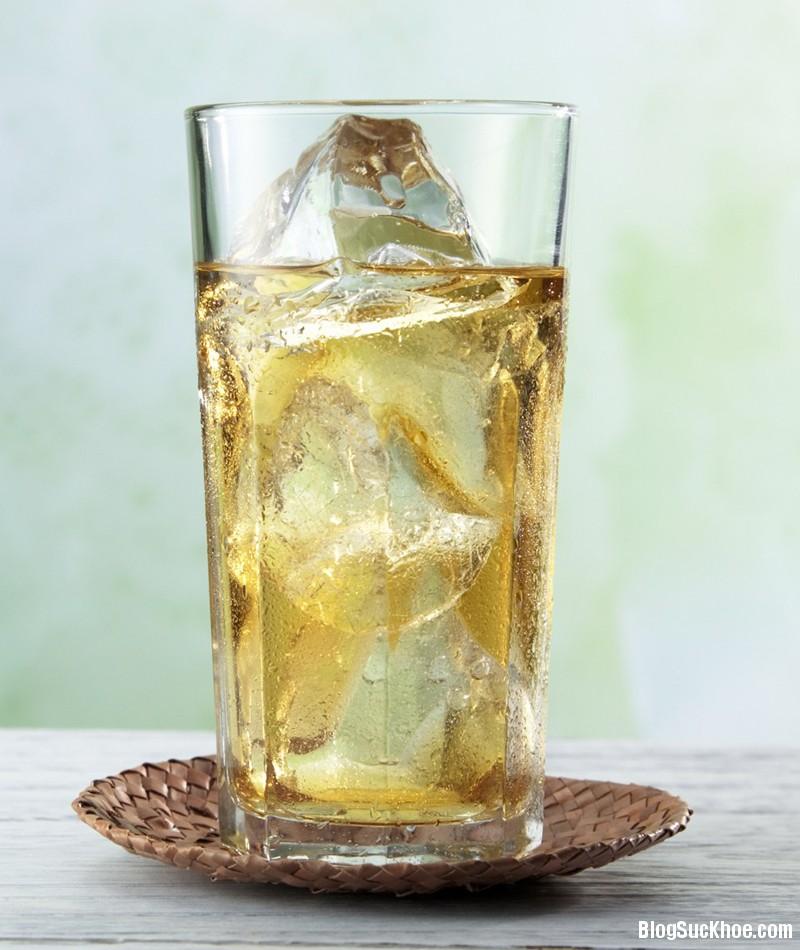 1178 Bệnh nguy hiểm rình rập vì uống trà đá không đúng cách