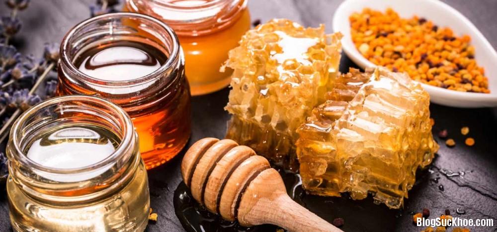 1243 Mật ong   bí kíp điều trị mụn và mụn trứng cá vô cùng hiệu quả