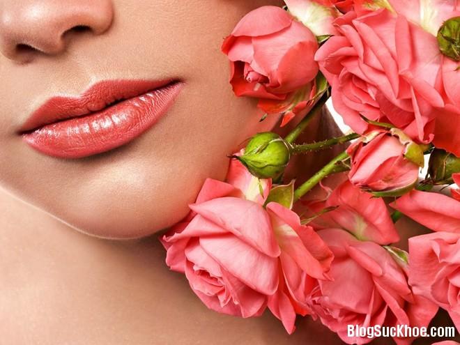 1284 Mẹo tự nhiên cho môi hồng rạng rỡ