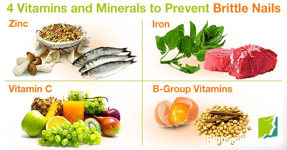 13 Vitamin và khoáng chất cần thiết giúp ngừa móng tay giòn, dễ gãy