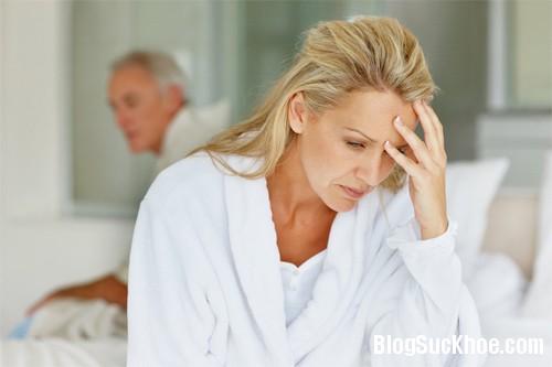 1320 Bệnh thường gặp ở phụ nữ tuổi mãn kinh