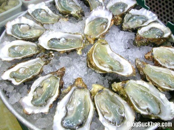 170 Món ăn từ hàu giúp quý ông sung mãn