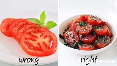3 Ăn thực phẩm như thế nào là đúng? Như thế nào là sai?
