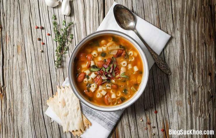 1291 Thực phẩm giúp rút ngắn thời gian mắc cảm cúm