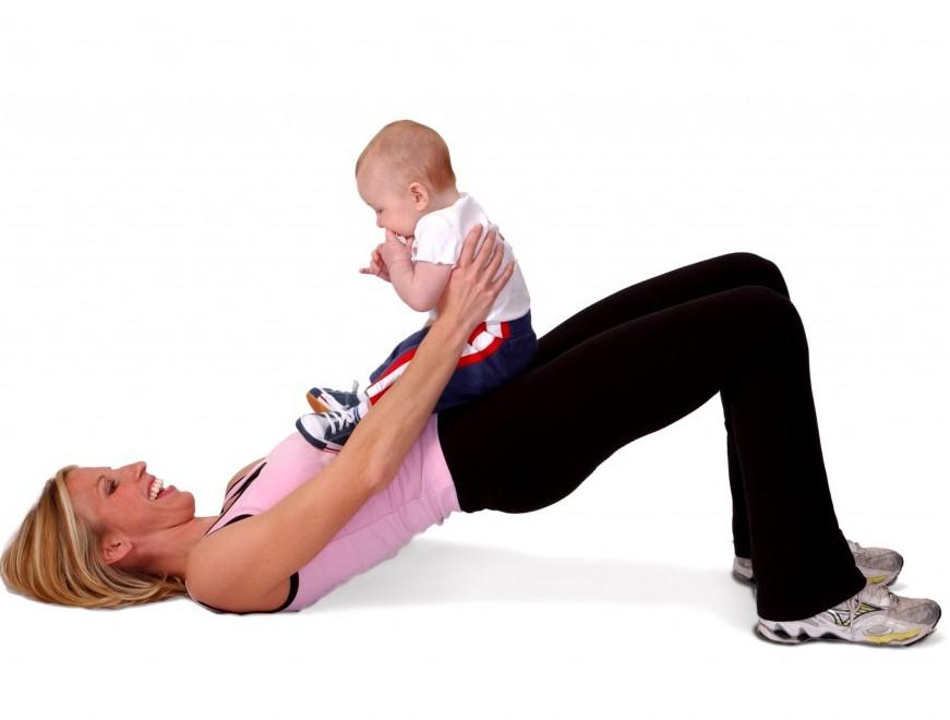 174 Mẹ có nên tập thể dục khi đang cho con bú?