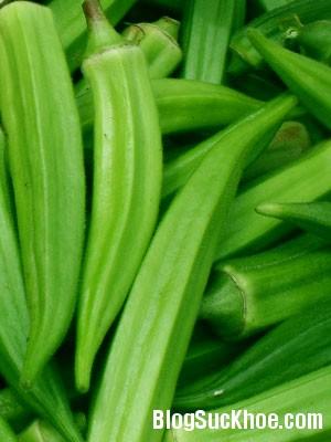 124 Các loại rau tốt cho chuyện phòng the của nam giới
