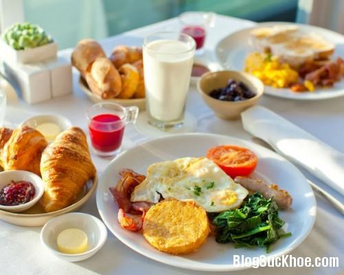 1398 Thực phẩm bạn nên ăn vào buổi sáng