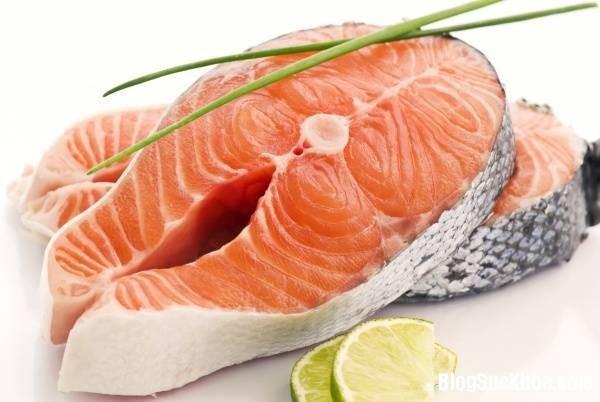 163 Lý do nên bổ sung cá trong thực đơn hàng ngày
