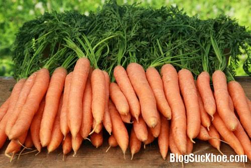 1377 Lời khuyên hữu ích tốt cho sức khỏe khi bạn ăn cà rốt