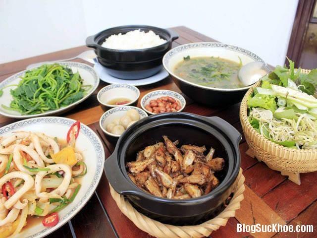 1396 Vì sao không nên ăn thức ăn xong mới ăn cơm?